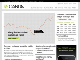 OANDA reviews