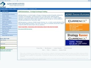 ADM Derivatives reviews