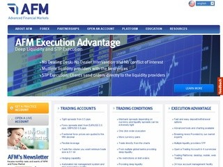 AFM Advanced Financial Markets reviews