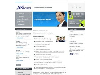 AKforex reviews