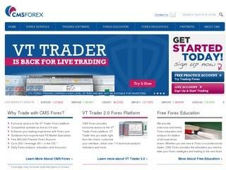 Cms forex broker