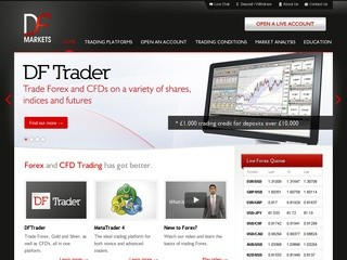 DF Markets reviews