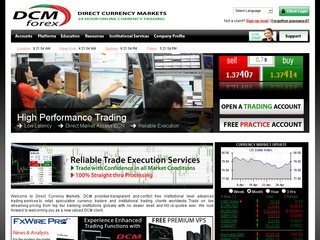 Direct Currency Markets (DCM) reviews