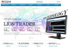 Hirose Financial UK Forex Broker