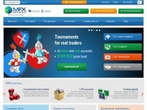 Mfx forex broker