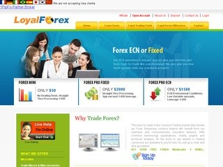 Loyal Forex reviews
