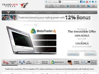 Tradeview Forex reviews
