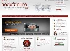 Hedefonline