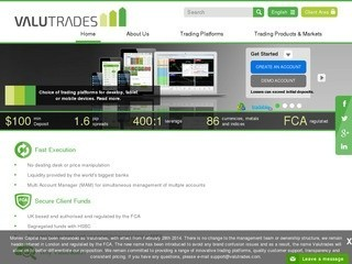 Valutrades Limited