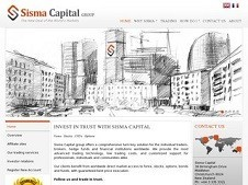 Sisma Capital Forex Broker