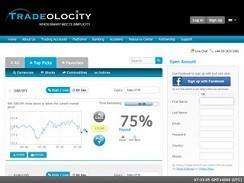 Tradeolocity Binary Options Broker