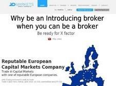 XD Markets Forex Broker