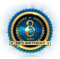 MFX Broker Birthday Contest