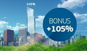 RoboForex 105 Bonus