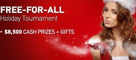 HotForex festive Free-For-All Trading Tournament