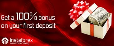 InstaForex The 100 LFC Partnership bonus