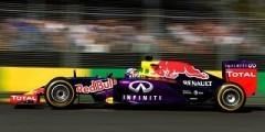Infiniti Red Bull Racing team