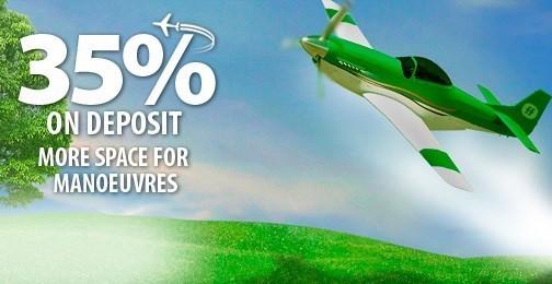 FreshForex 35% bonus