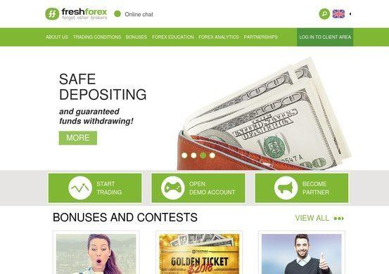 Freshforex брокер, достоверные отзывы и рейтинг брокера