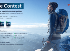 MaxFX: Live Contest (Myfxbook)