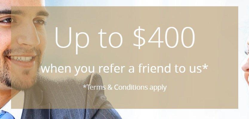 ADSS - Refer a friend – Forex Brokers Portal