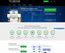 TRADE.com Broker: Reviews and Specifications